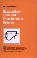 Hepatobiliary Transport: From Bench to Bedside ebook