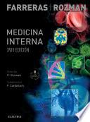 Farreras Rozman Medicina Interna