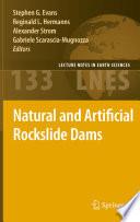 Natural and Artificial Rockslide Dams