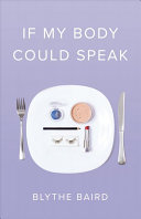link to If my body could speak : poems in the TCC library catalog