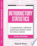 """""""Introductory Statistics"""" by J. Gosling"""