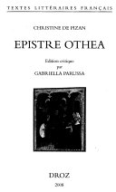 L'Epistre Othea ebook