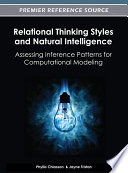 Relational Thinking Styles and Natural Intelligence  Assessing Inference Patterns for Computational Modeling