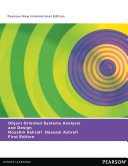 Object Oriented Systems Analysis and Design  Pearson New International Edition