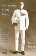 Governing Hong Kong