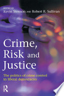 Crime, Risk and Justice