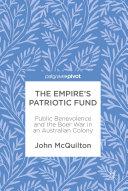 The Empire's Patriotic Fund Pdf/ePub eBook