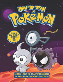 How to Draw Pokemon Step by Step Book 9 Book