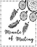 Minute Of Meeting