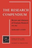 The Research Compendium Book