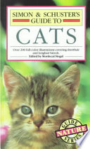 Simon and Schuster's Guide to Cats