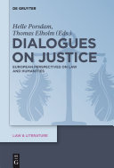 Dialogues on Justice