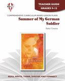 Summer of my German soldier, by Bette Greene