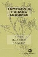 Temperate Forage Legumes