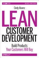 Pdf Lean Customer Development