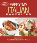 Everyday Italian Favorites Book