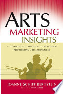 Arts Marketing Insights