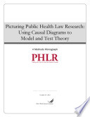 Public Health Law Research Theories And Methods