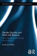 Gender Equality and Work-Life Balance