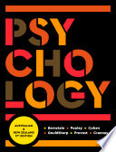 """Psychology: Australia and New Zealand"" by Douglas A. Bernstein, Julie Ann Pooley, Lynne Cohen, Bethanie Gouldthorp, Stephen C. Provost, Jacquelyn Cranney, Louis A. Penner, Alison Clarke-Stewart, Edward J. Roy"