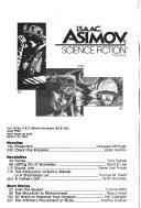 Isaac Asimov s Science Fiction Magazine