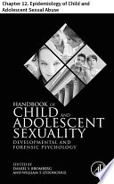 Handbook of Child and Adolescent Sexuality Book