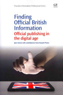 Finding Official British Information