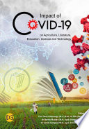 Impact of Covid 19 on Education  Agriculture  Science and Technology
