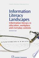 Information Literacy Landscapes
