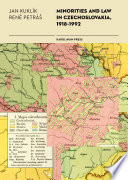 Minorities and Law in Czechoslovakia