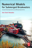 Numerical Models for Submerged Breakwaters Book
