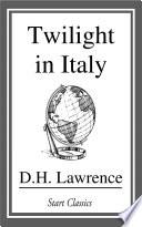 Twilight in Italy
