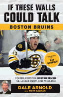 If These Walls Could Talk  Boston Bruins