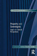 Pdf Property and Sovereignty Telecharger