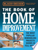 Black & Decker The Book of Home Improvement