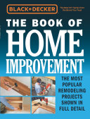 Black   Decker The Book of Home Improvement