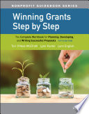 Winning Grants Step By Step Book PDF
