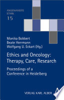 Ethics and Oncology