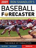 Ron Shandler s Baseball Forecaster 2009