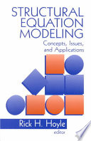 Structural Equation Modeling Book PDF