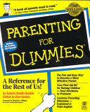 Parenting For Dummies Book