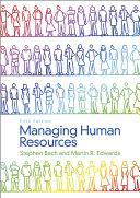 Managing Human Resources Pdf/ePub eBook