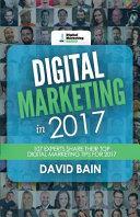 Digital Marketing In 2017