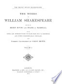 The Works of William Shakespeare  Shakespeare as a playwright  by Henry Irving  Love s labour s lost  The comedy of errors  Two gentlemen of Verona  Romeo and Juliet  King Henry VI  pt I
