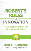 Robert's Rules of Innovation Pdf/ePub eBook