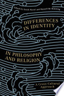 Differences In Identity In Philosophy And Religion