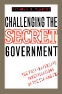 Challenging the Secret Government