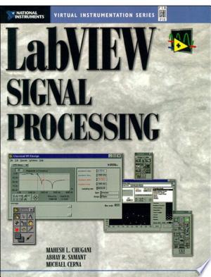 Download LabVIEW Signal Processing online Books - godinez books