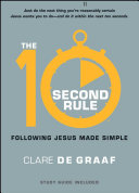 The 10-Second Rule Pdf/ePub eBook