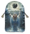 Sacred Priestess Printed Tarot Bag Book